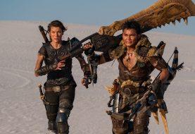 Monster Hunter: pôsteres do filme destacam atores Milla Jovovich e Tony Jaa; confira