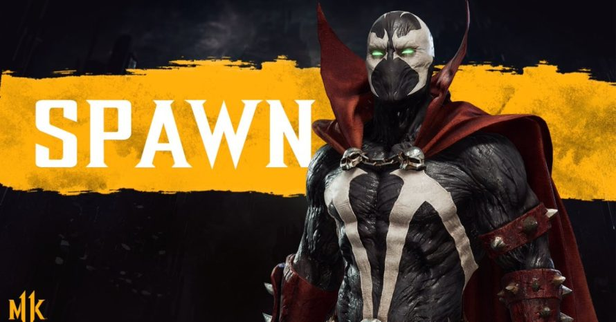 Mortal Kombat 11: action figure revela visual completo do Spawn; confira