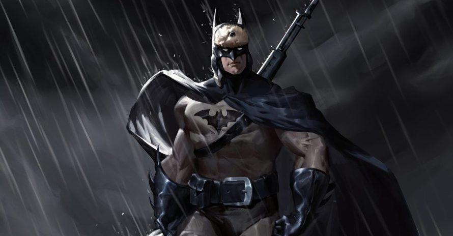Superman: Entre a Foice e o Martelo traz Batman assassino e violento
