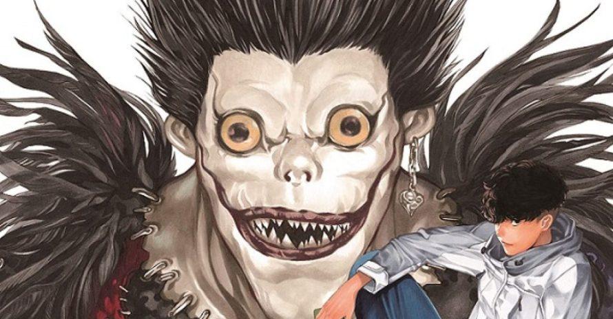 Death Note: novo mangá traz Donald Trump tentando comprar o caderno