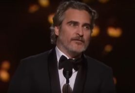 Produtores de leite criticam discurso de Joaquin Phoenix no Oscar