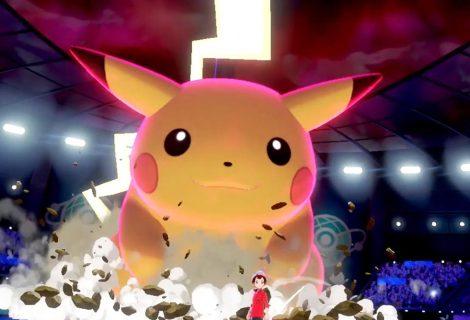 Pokémon Sword and Shield: atualização permitirá desbloquear formas Gigantamax