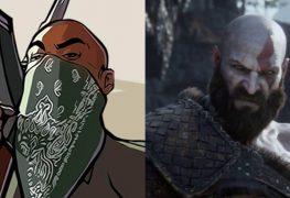 GTA, God of War e mais: 9 videogames que também merecem ganhar filmes