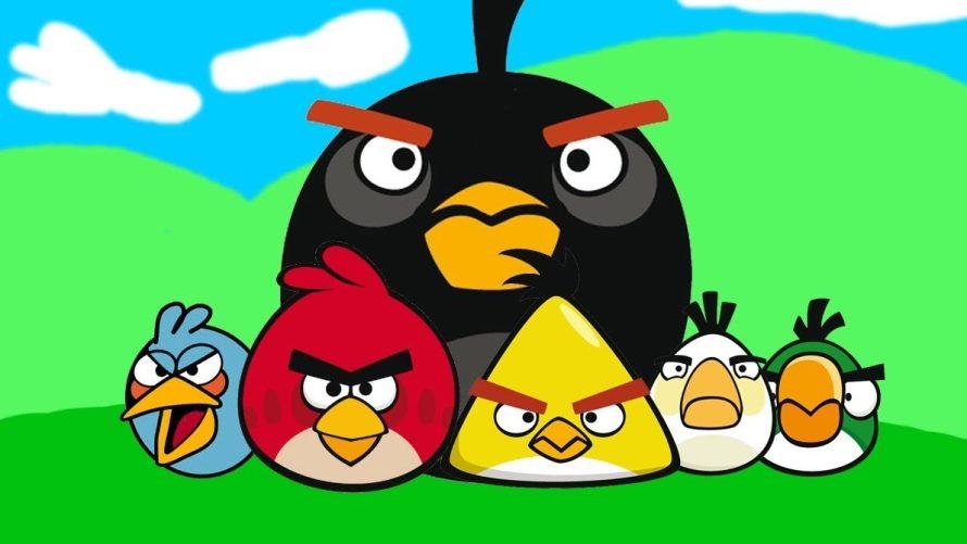Angry Birds: franquia terá série animada exibida pela Netflix
