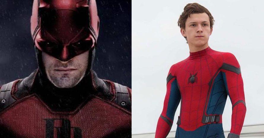 Demolidor pode aparecer no próximo filme do Homem-Aranha, diz Kevin Smith