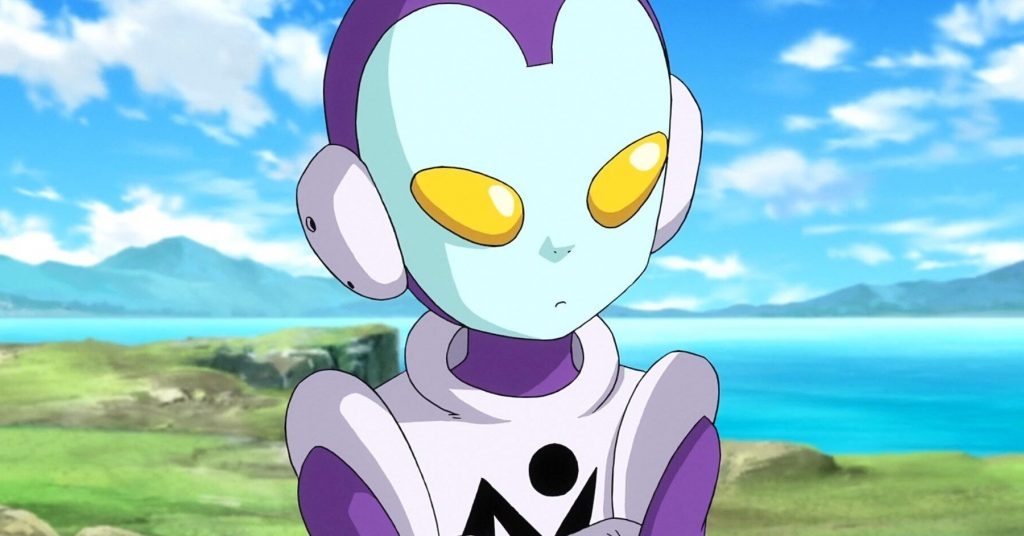dragon ball super jaco