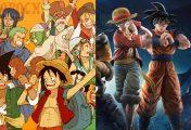 Dragon Ball e One Piece já se envolveram em vários crossovers; confira