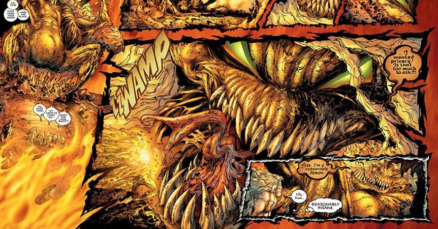 Malebolgia: quem é esse vilão de Spawn que estará em Mortal Kombat 11
