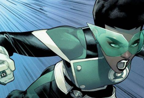 Nova Lanterna Verde dos quadrinhos possui o mais poderoso dos anéis