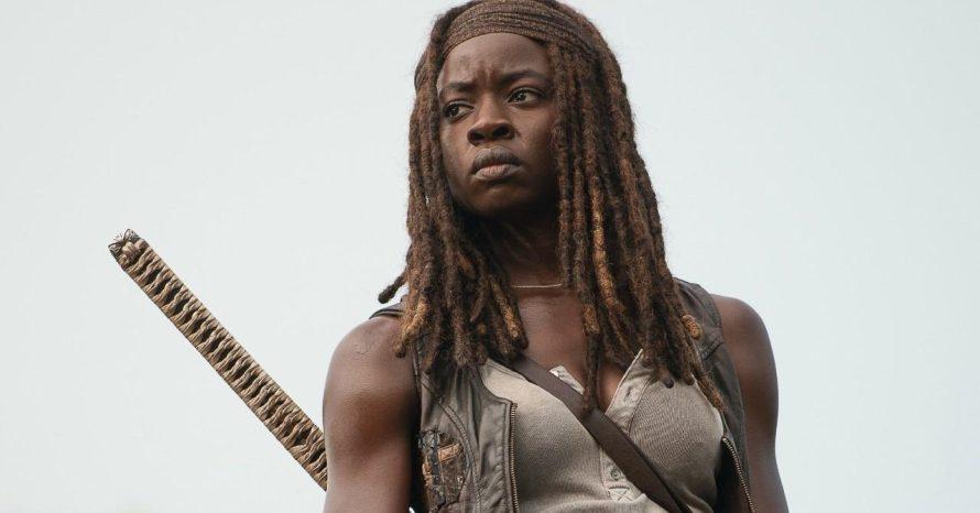 The Walking Dead: Danai Gurira se despede com mensagem emocionante