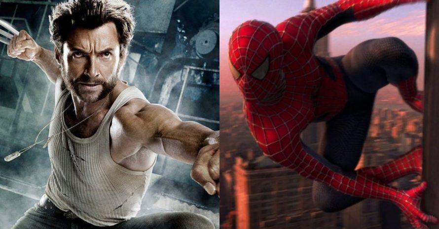 Wolverine quase apareceu no primeiro filme do Homem-Aranha e você não sabia