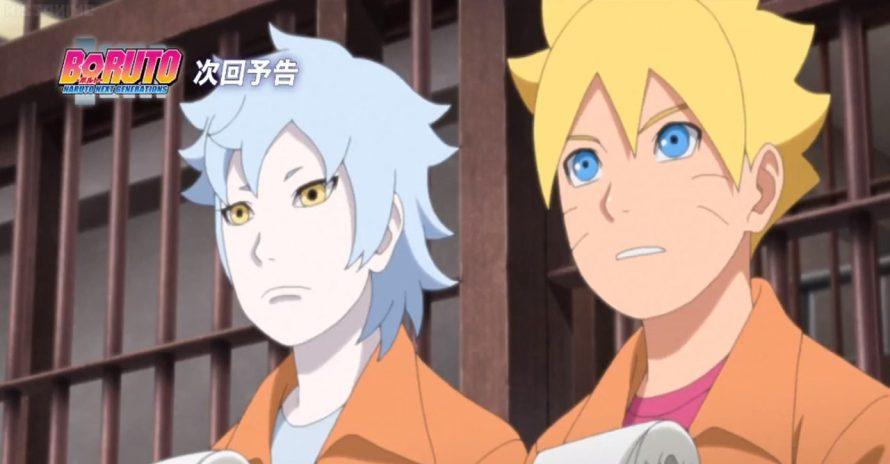 Boruto: prévia do próximo episódio mostra última luta no Castelo Hozuki; assista
