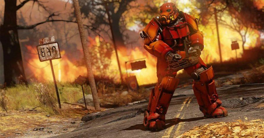 Jogadores de Fallout 76 estocam papel higiênico também dentro do jogo