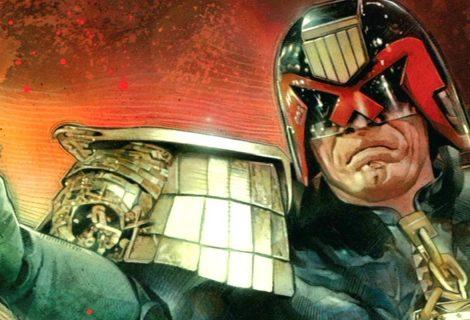 Quadrinhos do Juiz Dredd são disponibilizados de graça por editora