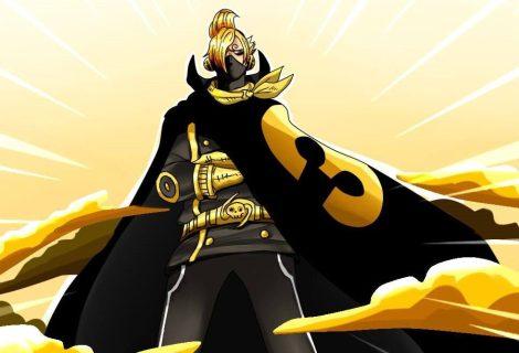 One Piece: anime mostra pela primeira vez a Raid Suit de Sanji
