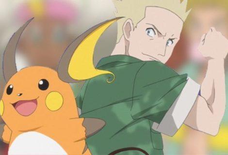 Pokémon: anime mostra antigo líder de ginásio e fãs matam a saudade