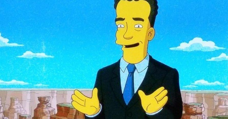 Os Simpsons previram que Tom Hanks contrairia coronavírus? Entenda