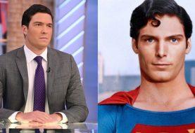 Filho de Christopher Reeve aparece sem calças em programa de TV