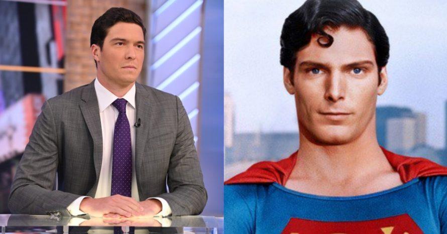 Filho de Christopher Reeve comenta sua aparição sem calças em programa de TV