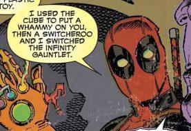 Deadpool já usou a Manopla do Infinito em HQ da Marvel e aprontou das suas