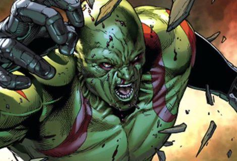 Diferente dos filmes, Drax já conseguiu matar Thanos em HQ da Marvel; confira