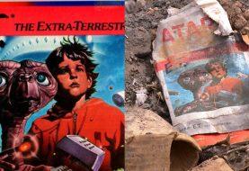 Game de E.T: O Extraterrestre era tão ruim que cartuchos foram enterrados no deserto