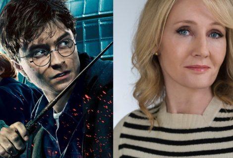 Harry Potter: J.K. Rowling quase participou do primeiro filme da franquia