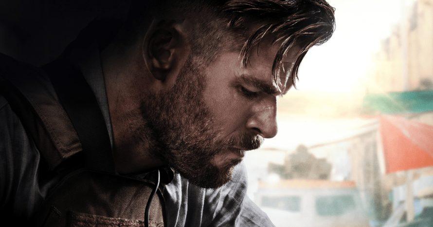 Netflix divulga trailer de Resgate, seu novo filme estrelado por Chris Hemsworth