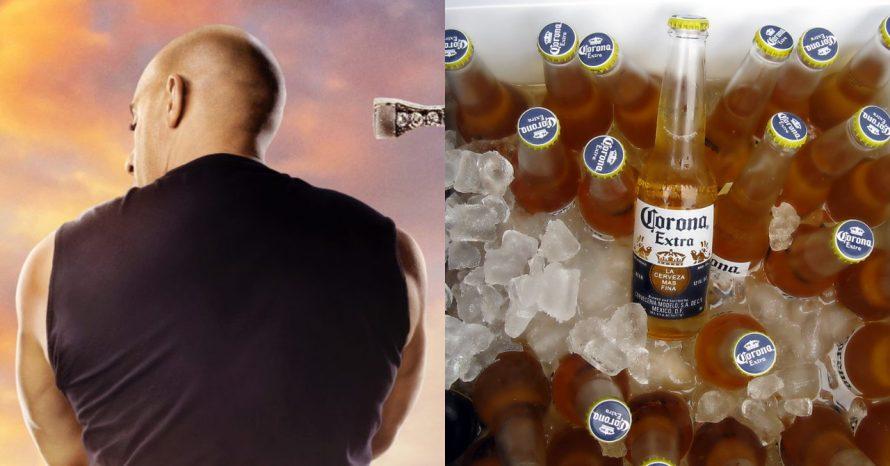 Coronavírus deve fazer Velozes e Furiosos 9 ignorar a cerveja Corona; entenda