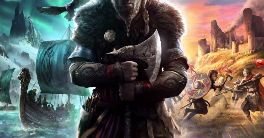 Assassin's Creed Valhalla ganha vídeo com 30 minutos de gameplay; assista