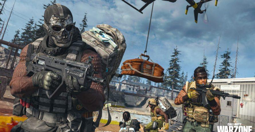 Atualização de Call of Duty: Warzone visa acabar com hackers e cheaters