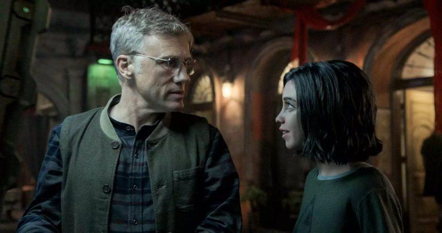 Alita: Christoph Waltz acha que sequência não se encaixa na Disney