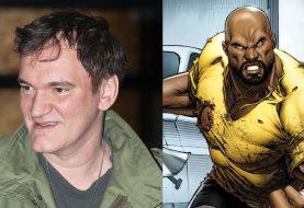Quentin Tarantino explica por que desistiu de fazer um filme do Luke Cage
