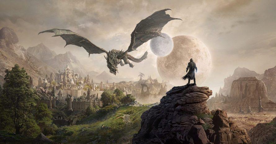 The Elder Scrolls Online está gratuito em todas as plataformas