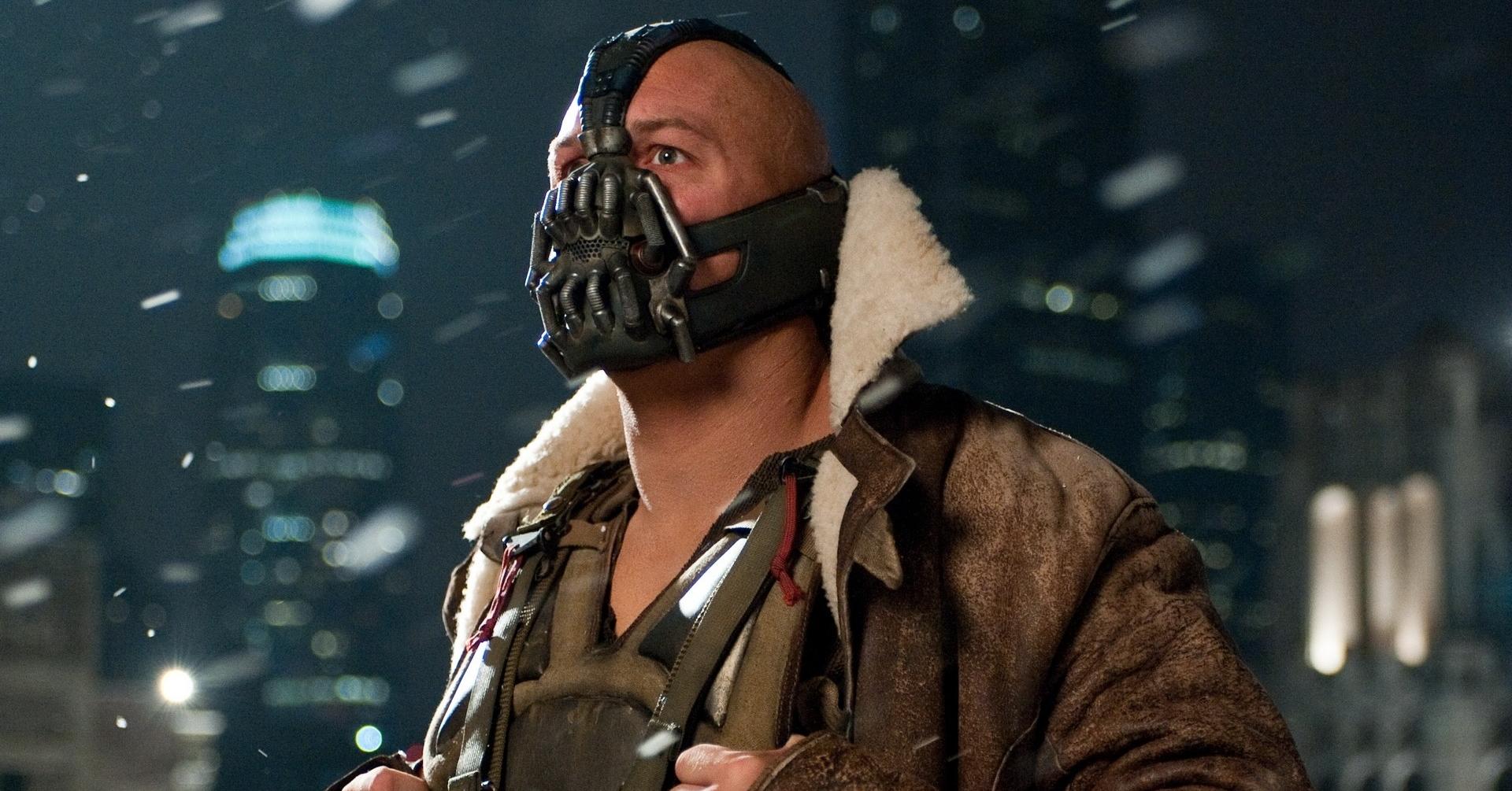 Vendas da máscara do vilão Bane aumentam durante a pandemia