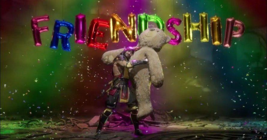 Friendship: a história por trás do movimento especial de Mortal Kombat