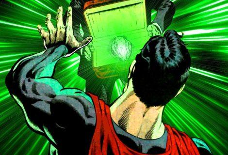 Kryptonita não foi criada pela DC e surgiu para Superman tirar férias