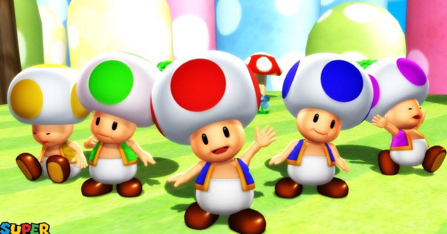 Mario: já imaginou como seria a versão adulta do Toad? Confira