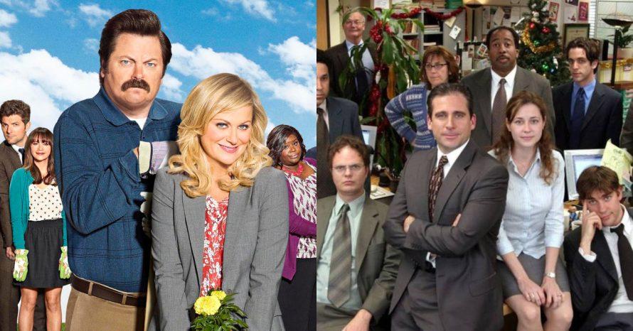 Parks and Recreation quase foi criada para ser spin-off de The Office