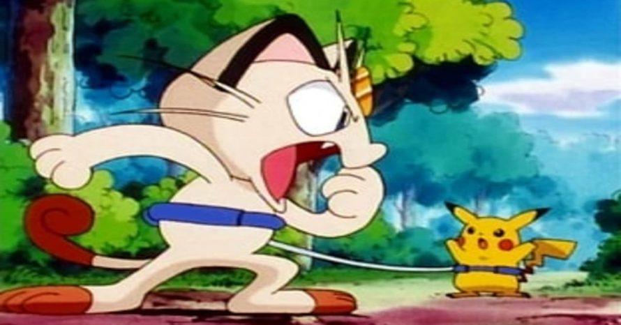 Pikachu quase capturou Meowth no anime de Pokémon; assista