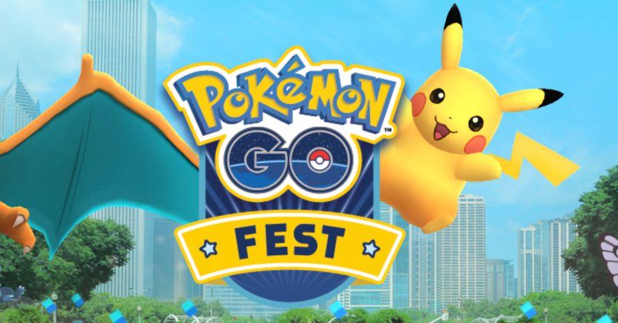 Pokémon Go Fest 2020 tem datas anunciadas e será virtual