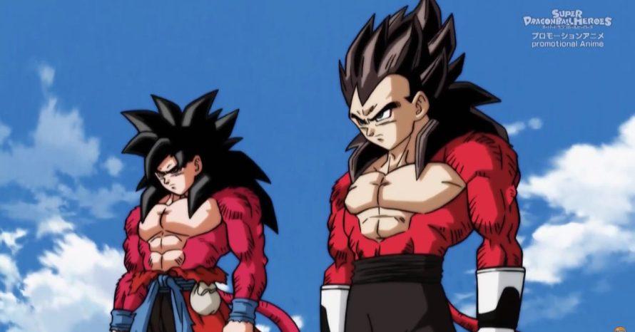 Dragon Ball Heroes pode ter Super Saiyajin 4 com ki divino; entenda