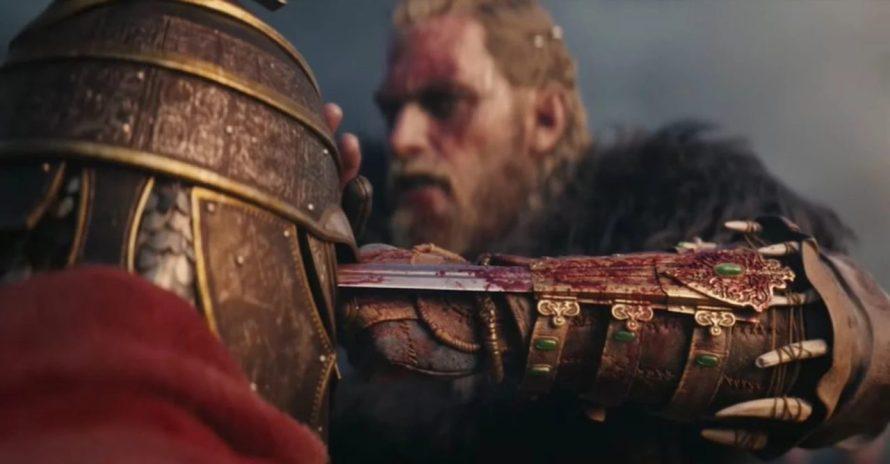 Assassin's Creed Valhalla terá o retorno da lâmina oculta