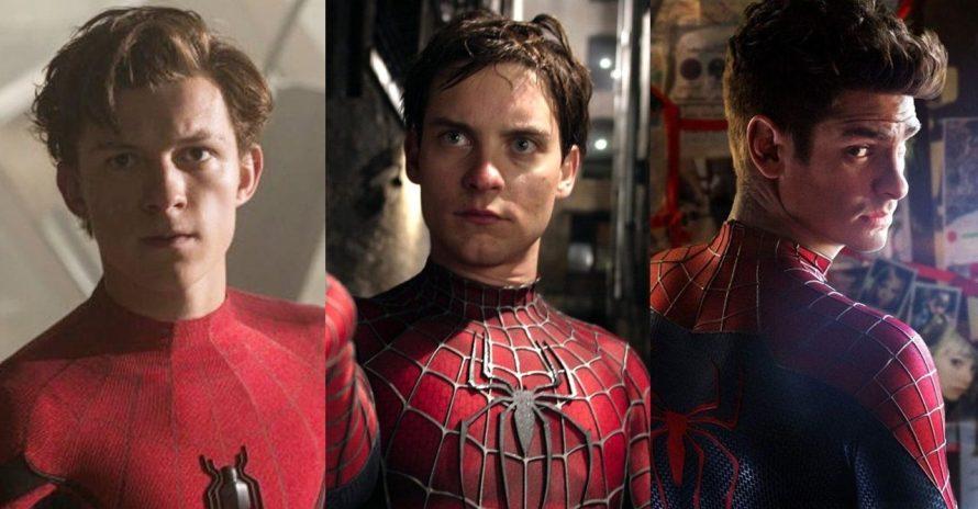Live-action de Aranhaverso com os atores do herói no cinema ainda pode acontecer