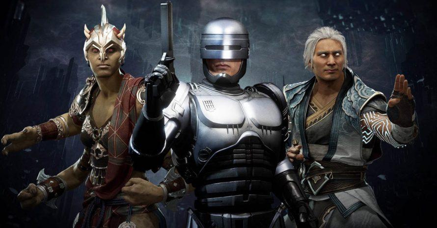 Mortal Kombat 11: a história e novos lutadores do DLC Aftermath