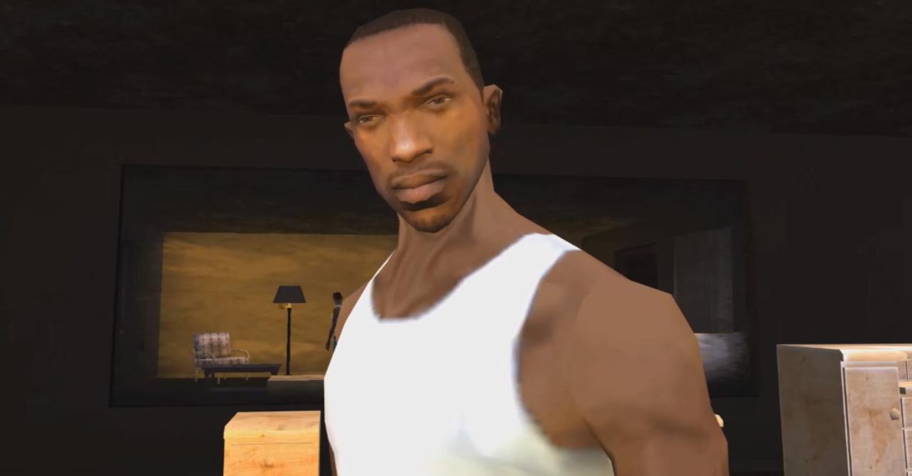 GTA C.J.