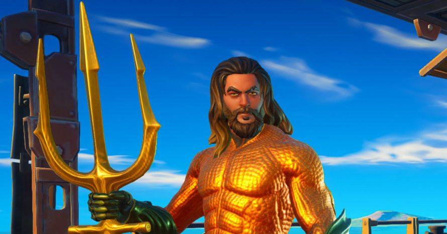 Fortnite: nova temporada conta com skins do Aquaman; confira