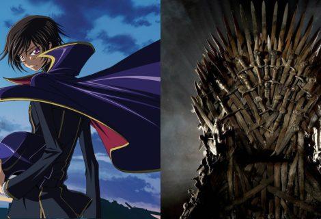 10 animes ideais para quem é fã de Game of Thrones