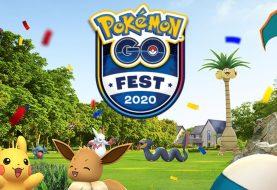 Pokémon Go doa US$ 5 milhões para a caridade após sucesso do Go Fest 2020