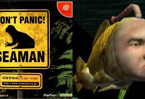 Seaman: relembre um dos jogos mais estranhos e bizarros do Dreamcast